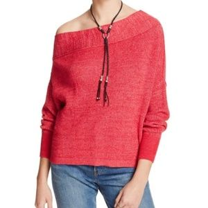 Free People Bolo choker necklace